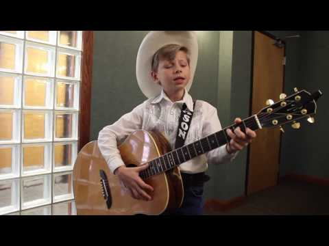 Mason Ramsey performs Hank Williams  Hey Good Lookin