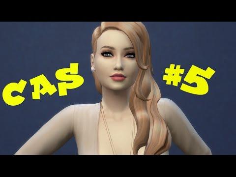 Красавица в The sims 4 ֎ Create_A_Sim ֎