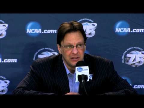 Indiana: Tom Crean after Syracuse (opening statement) - YouTube