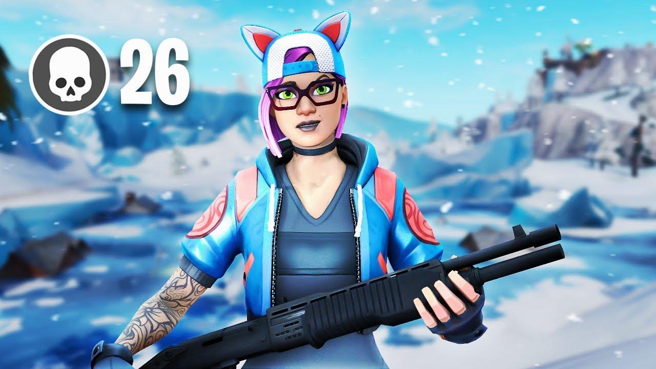 26 Kill Win Fortnite Battle Royale Youtube