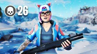 26 Kill WIN! - Fortnite Battle Royale