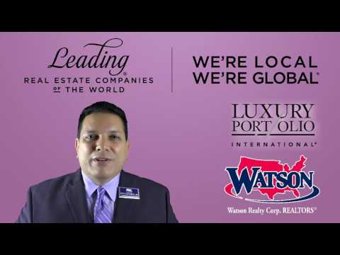 Watson Realty Corp Leading Real Estate Company of the World