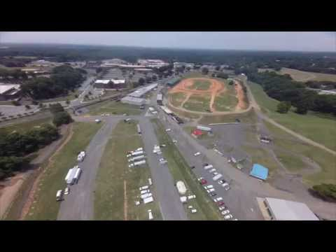 Western NC Joint DPR Exercise at Cleveland County Fair Grounds, Shelby NC