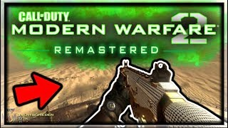 MW2 REMASTERED REVEAL TRAILER OFFICIALLY ANNOUNCED BY ACTIVISION! (COD Modern Warfare 2 Remastered)