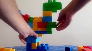 T-REX - Mega Bloks - First Builders