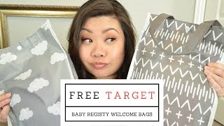 FREE Target Baby Registry Welcome Bag | MAY 2019