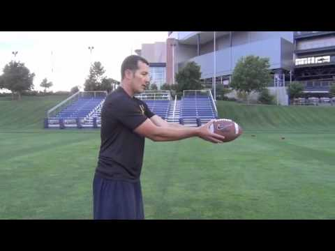 Punt and grip technique