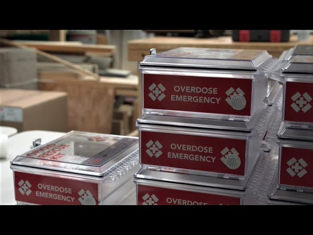 NaloxBoxes increase access to overdose reversal drug in Greater Lafayette