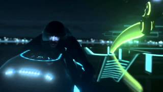 Tron 2 Over The Edge - HD Official Trailers (2014)