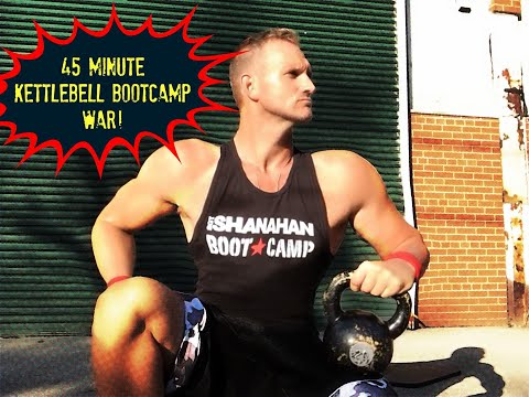 Time To Battle | BootCamp Kettlebell Workout #12