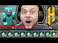 I Played Hypixel's SKYBLOCK & Everyone Gave Me FREE STUFF....