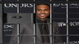 Trey Songz Arrested For Domestic Violence in LA