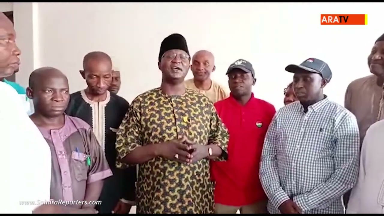 Nigeria Labour Congress Declares Strike Action Against El Rufai In Kaduna