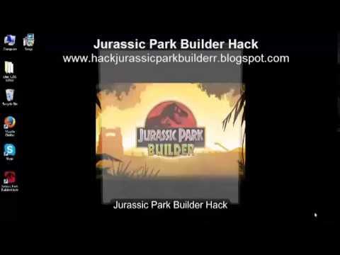 Jurassic Park Builder Hack - Jurassic Park Builder Hacked