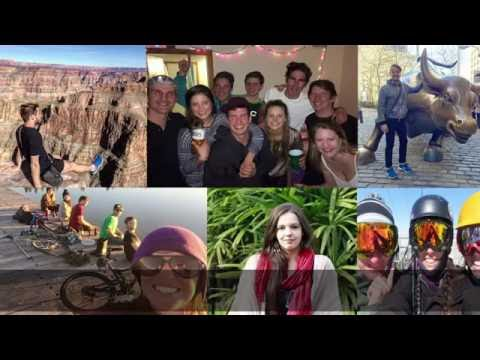 Participantes del Programa Summer Work and Travel 2015, Argentina.