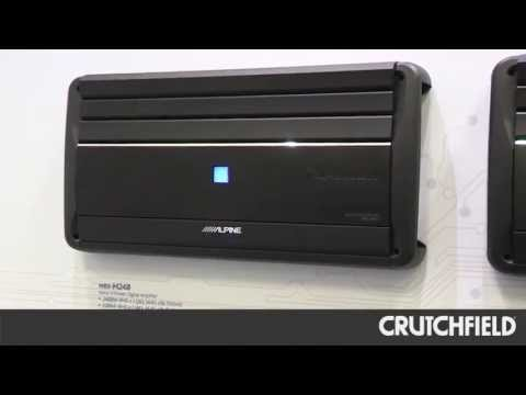 Alpine Xpower Car Amps Overview | Crutchfield Video