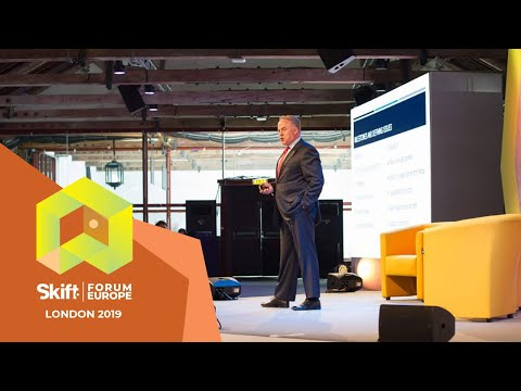 Former CEO Of Etihad At Skift Forum Europe 2019