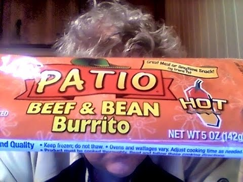 Patio Hot Beef U0026 Bean Burrito