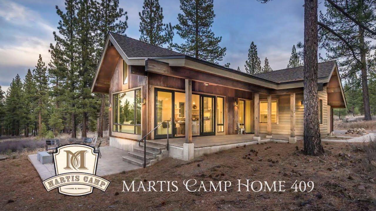 Sold Martis Camp Custom Home 409 800 721 9005 Youtube