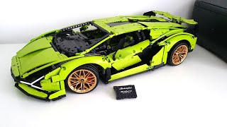 Lego Technic Lamborghini Sián FKP 37 42115 Fast Build