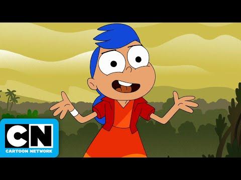 Splitting Time   CN Mini   Cartoon Network