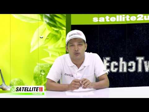 Satellite2u ตอนที่ 259HD การแยกอิสระ True IPM Thaicom5/6/8 Thaicom C Band  ด้วยมัลติสวิตซ์