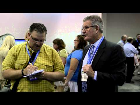 Glory Global Solutions Speaks to Casino Journal at G2E 2013