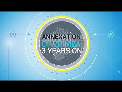 The Sunday Show: Annexation of Crimea: 3 Years On