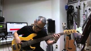 Bass Groove #1 Samba - Naoki Itaya 板谷直樹