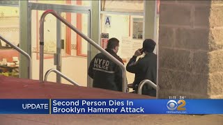 Second Person Dies In Hammer Attack At Brooklyn Restaurant