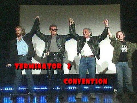 Edward Furlong Convention  Exclusive video