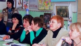 Бінарний урок з історії рідного краю та української літератури у Новогупалівському НВК.