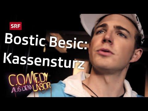 Comedy aus dem Labor - Bostic Besic - Kassensturz