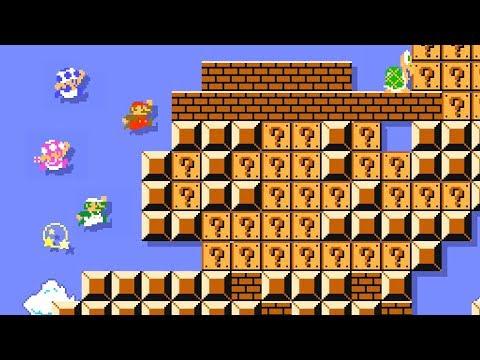 Super Mario Maker 2 - Online Multiplayer Co-op #48