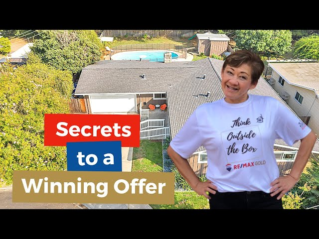 Secrets To Writing a Winning Offer | Kasama Lee, Napa and Solano Counties Realtor