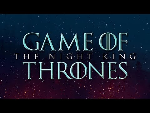The Night King - Game of Thrones  Epic