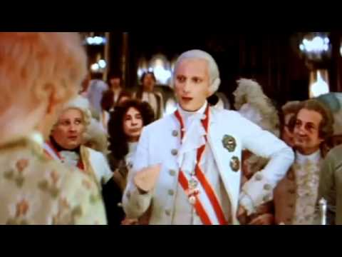 amadeus 4decaca movie quotes youtube. Black Bedroom Furniture Sets. Home Design Ideas