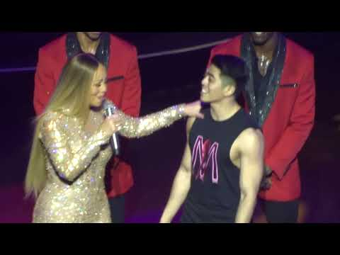 Mariah Carey Live in Singapore 2018 - Touch My Body