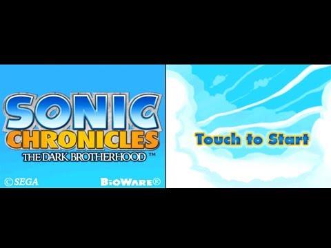 download sonic chronicles the dark brotherhood