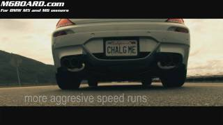 BMW M6 with RPI exhaust in California: now without music: M6BOARD.com