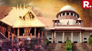 Supreme Court Refers The Sabarimala Review Case To A Larger Bench