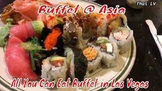All You Can Eat Buffet in Las Vegas - Buffet @ Asia