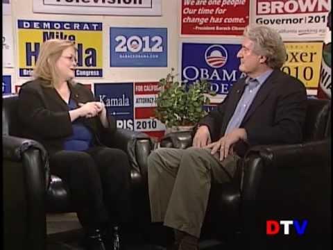 Cindy Chavez, Democratic TV of Santa Clara County