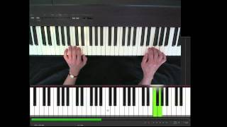 Omar Khairat, Fatma, عمر خيرت-فاطمة piano, easy