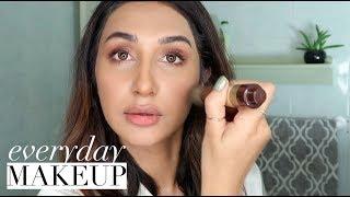 5 Minute Easy Natural Everyday Makeup Guide   Hira Tareen