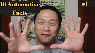Gambar cover 10 Automotive facts to fuel you up #1