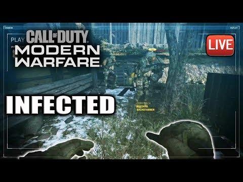 MODERN WARFARE | Infected, because SBMM SUCKS!!! COD MW Infected gameplay