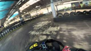Go Karting at TeamSport Karting Warrington