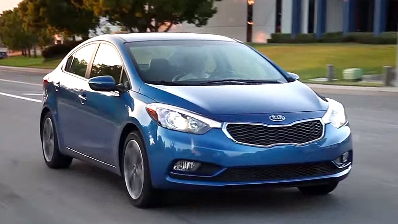 2016 Kia Forte   Review And Road Test   YouTube