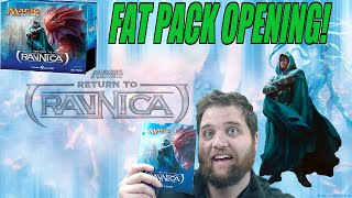 Rare Packed Return To Ravnica Fat Pack